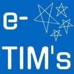 e-TIM'sロゴ